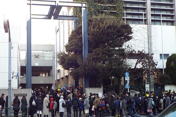 2月1日、平成最後の開成中入試には昨年並みの1,231名の受験生が挑戦 ...