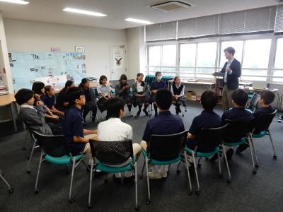 Global School Report 第3弾 【かえつ有明】