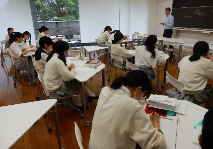 Global School Report 第2弾 【洗足学園】