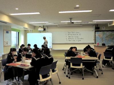Global School Report 第7弾 【共立女子】