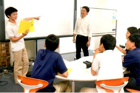 帰国生にとっての中学校選び~「探究型」の学習環境を選択する