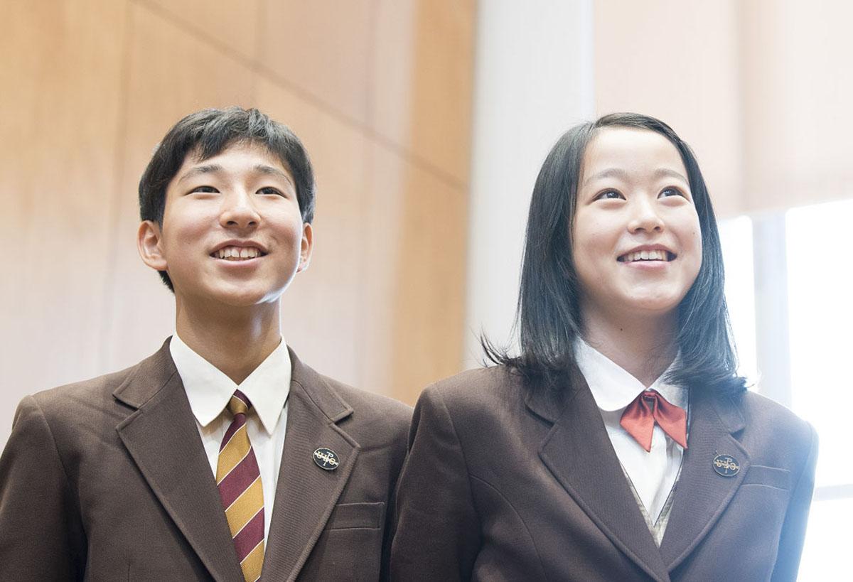 ホームページ 高校 八千代 西
